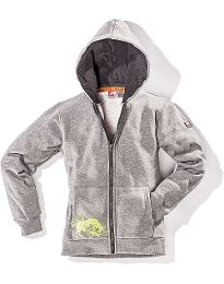 Kinder-Kapuzen-Sweatjacke ULTRA