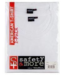 American-T-Shirt │2er Pack